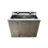 Best Stainless Steel 316 Double Sink Clean Room Equipments wholesale