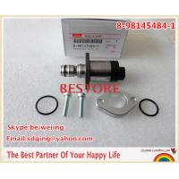 Buy cheap 8981454841 I S U Z U Suction Control Valve  SCV 8-98145484-1 For 4JJ1-t Engine from wholesalers