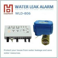 China 2015 Water Alarm House Alarm Water Leak Detector (DN15*1pcs) on sale