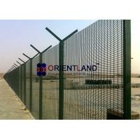 Best PVC Powder Coated, Wire Mesh Security Fencing 3 X 0.5 X 8 Gauge wholesale