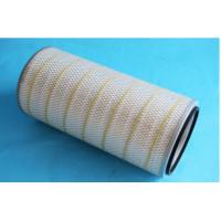 Cheap High Efficient Industrial Air Filter Cartridges Easy Clean Ability For Gas for sale