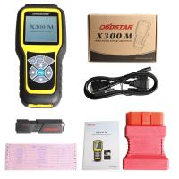 Cheap OBDSTAR X300M Special for Odometer Adjustment and OBDII X300 M Mileage Correction Tool X300 M Odometer for sale