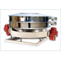 Best Double motors circular shaker sieve-800mm-single deck sifter for light powder sieving wholesale