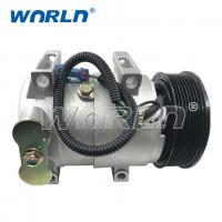 China 24Volts Air Conditioner Pumps Vehicle A/C Compressors For Truck Delong X3000 8PK 135mm New Model on sale