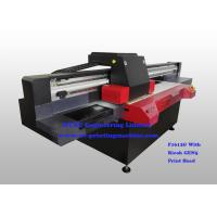 Best High Performance Flatbed Wide Format UV Printer For Laptop Decoration , Ricoh GEN5 Print Head wholesale