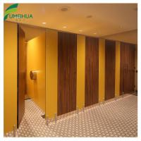 Best 2 years made in china modern design hpl panel toilet and shower partition wholesale