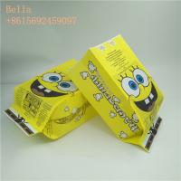 Best 100g / 120g Microwave Popcorn Bag Reflective Paper For Manual / Auto Filling Machine wholesale