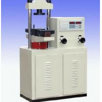 China electronic power usage and load cell compression testing machine YES-300 300KN on sale