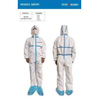Best Medical Protective Disposable Protective Suit High Wear Resistance wholesale