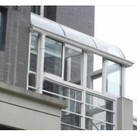 Best 3mm frame profile thickness glass sun rooms for appointments with aluminum alloy frame wholesale
