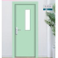 Best ABNM-HD01 hospital PVC-MDF door wholesale