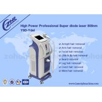 Best 10 Million Shots Hair Removing Laser Machine Painless High Effective wholesale