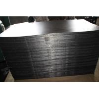China Black Color Expanded Graphite Sheet Foil Roll With Metal Tanged Insert on sale