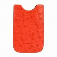 Best PU Sleeve for Mobile Phone, Promotional Gift Bags, Universal Sizing Are Accepted wholesale