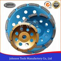 Best Single Row Diamond single row cup wheel for grinding stone and concrete 105-180mm SGW wholesale