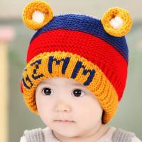Best OEM Embroidery Logo Wool Winter Baby Beanie Hats wholesale