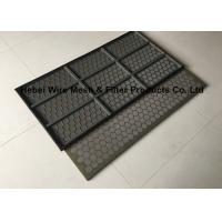 Best SUS304 Shale Shaker Screen Suppliers , Oil Vibrating Sieving Mesh Screen wholesale