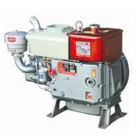 China Single Cylinder Water Cool 4 Stroke Diesel Engine Generator 10hp Long Life on sale