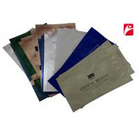 Buy cheap High Barrier Facial bag 3 Side Seal Pouch With NY/AL/PE Material Moisture Proof from wholesalers