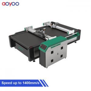 China SHANDONG JINAN AOYOO automatic cutting and sewing machine  SALE on sale