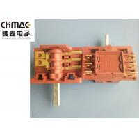 Best Brass Terminals Oven Rotary Switch Red PA66 Metal Pins AC2 AC3 Color Optional wholesale