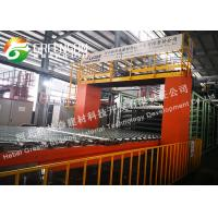 Buy cheap High Efficient Mineral Fiber Ceiling Board Production Line With Heat Insulation from wholesalers