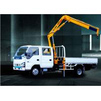 Best 3200kg   knuckle boom crane Truck Mounted 6.72 T.M Lifting commercial wholesale