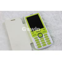 Best Candy Bar Mobile Dual Sim Cards Dual Standby Phone , 2.4 Inch Screen wholesale