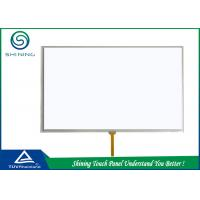 Buy cheap LCD Module 4 Wire Resistive Touch Panel Capacitive With Double Layers product