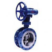 China resilient seat butterfly valve - wafer type standard valve on sale