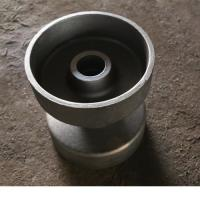 Buy cheap ASTM A356 Ductile Iron Casting Process Cast Iron Parts Supplier For Agricultural from wholesalers