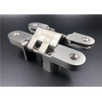 Best 35mm Door Stainless Steel Mortise Mount Invisible Hinge Long Time Service Life wholesale
