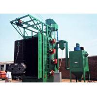 Best Metal Parts Dustless Hanger Type Shot Blasting Machine With Steel Shot 30t / H Lifting wholesale