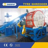Best Tire/tyre shredder machine for sale with UK design and China price wholesale