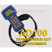 Best Clears Fault Codes Componenet Actuation Reads Immobiliser ECU ID's AD100 Car Key Programer wholesale