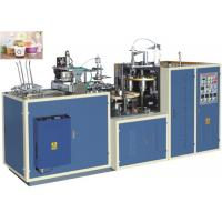 Best High Efficiency Paper Bowl Making Machine Customized Speed 25 - 35 Cups Per Min wholesale