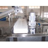 China Pickled Gherkins Fruit And Vegetable Processing Equipment With Heat Recovery on sale