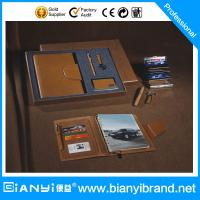 Best Stationery gift set with pen and wallet as Teather's day gift wholesale