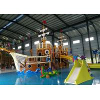 Best Anti Static Water Playground Equipment 2.2 - 2.6 Mm Thick High Strength Cold Roll Steel wholesale
