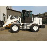 Cheap LG938 Front End Loader With Weichai Engine And 3000kg Rated Loading Capacity For for sale