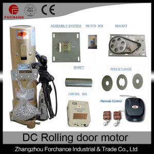 China DC24V 600KG  Roller shutter door motor(100% test) on sale