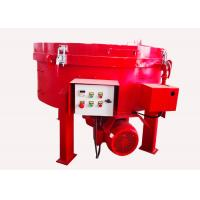 Best High Pressure Washing Planetary Concrete Mixer CE Approved Low Noise Refractory Materials wholesale