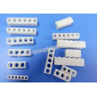 Thermocouple Components Steatite Ceramic Insulator for Band Heater
