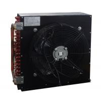 Industrial Single Fan Motor Air Cooled Copper Condenser Coil