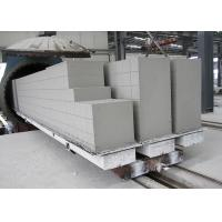 Best Light Weight AAC Block Manufacturing Plant , Fly Ash Brick Making Plant wholesale