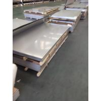 China Natural Color AISI 2205 Stainless Steel Panels 1219mm 1500mm Width on sale