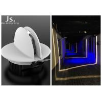 Buy cheap Contemporary Low Profile Recessed Lighting 180°/360° Light Angle -40-50° Work Temp from wholesalers