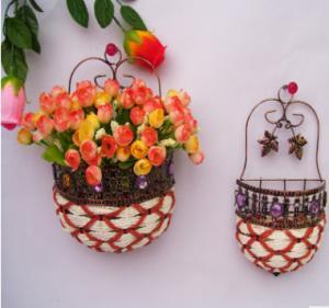 Best Beautiful Hanging Flower Basket wholesale