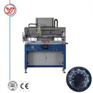 Best 380V 50Hz Industrial Silk Screen Machine , Semi Auto Silk Screen Press Machine wholesale
