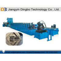 Best Warehouse Back Pallet Rack Roll Forming Machine Line For Storage Upright Systems wholesale